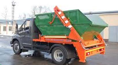 Вывоз твердых бытовых отходов в контейнерах