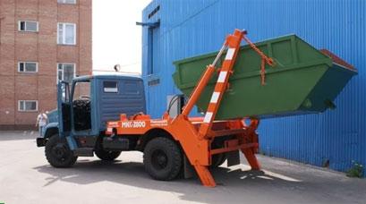 Как правильно огранизовать вывоз мусора